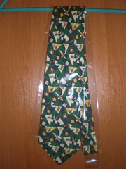 мужской галстук paul shark.100%оригинал//украина
