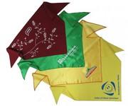 Пошив галстуков,  бабочек,  платочков с нанесением логотипа